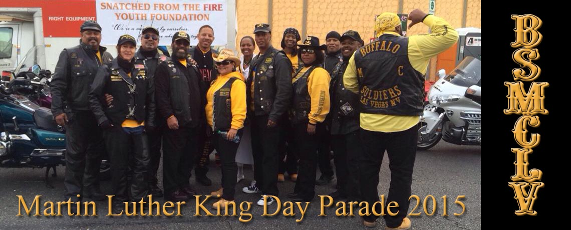 MLK Day Parade 2015
