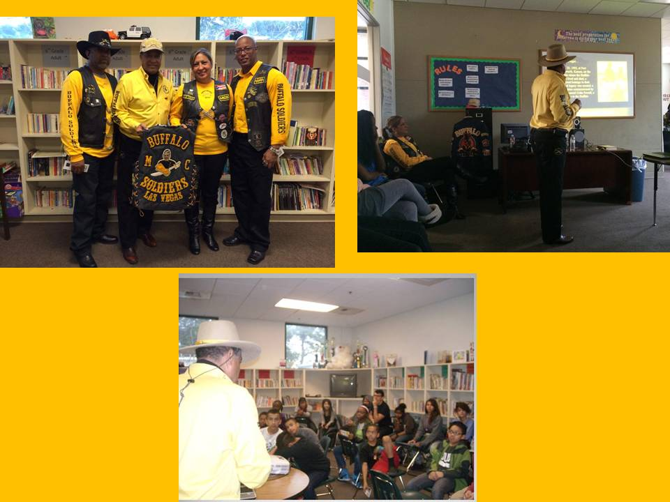 Presentation at the Boy and Grils schools